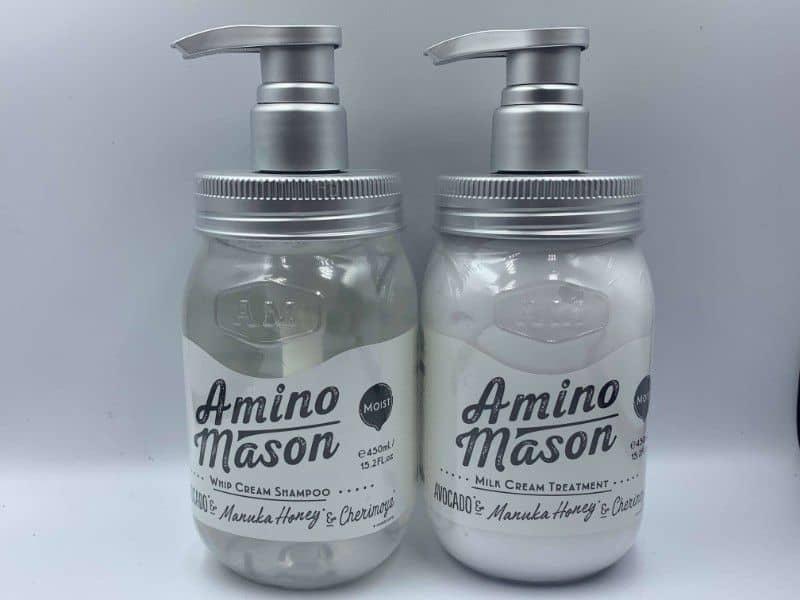 【市販のアミノ酸を選ぶならこれ】アミノメイソンを美容師が実際に使ってみたいレビュー記事【クチコミ有り】