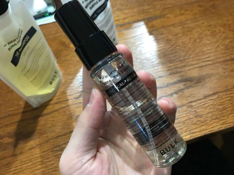 【窪塚洋介CMの話題のシャンプー】美容師が「BULKHOMME(バルクオム)」を実際に使ってみた記事