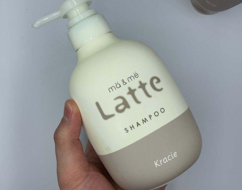 クラシエ「Latte(ラッテ)マー&ミー」のシャンプーを美容師が実際に使ったレビュー記事【クチコミ有】