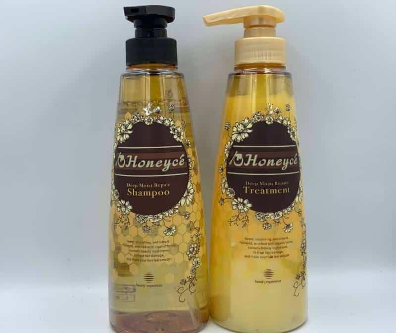 「Honeyce(ハニーチェ)」のシャンプーを実際に使ってレビュー記事【クチコミ有】