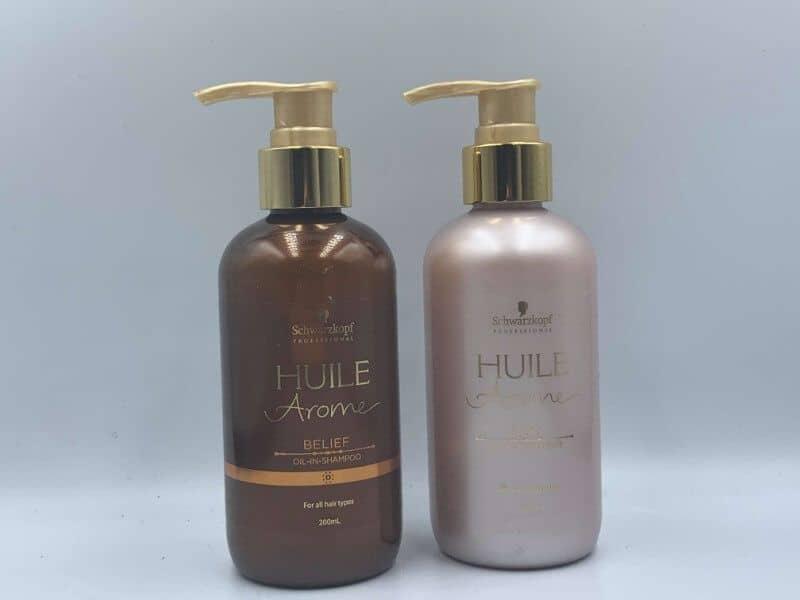 「HUILE Arome(ユイルアローム)」のシャンプーを実際に使ったレビュー記事