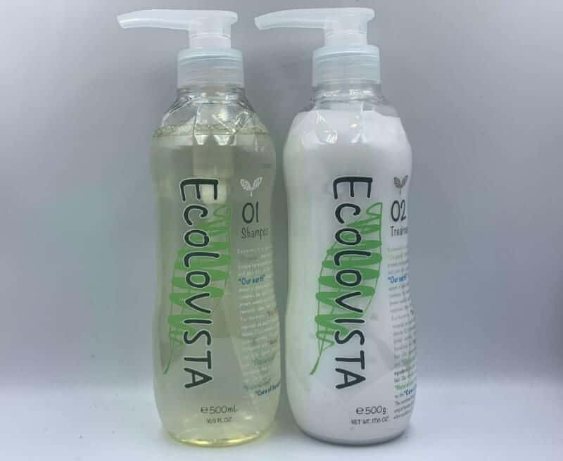 「ECOLOVISTA(エコロヴィスタ)」のシャンプーを美容師が実際に使ったレビュー記事【全ラインナップ紹介】