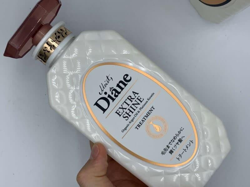 「モイストDiane(ダイアン)」のシャンプーを美容師が実際に使ったレビュー記事