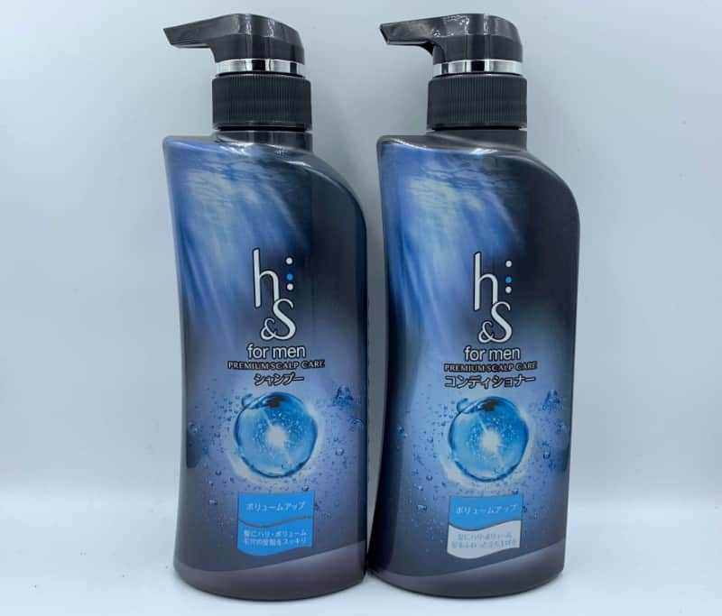 「h&s(エイチアンドエス)」のフォーメン シャンプーを美容師が実際にシャンプーを使ったレビュー記事【クチコミ有り】
