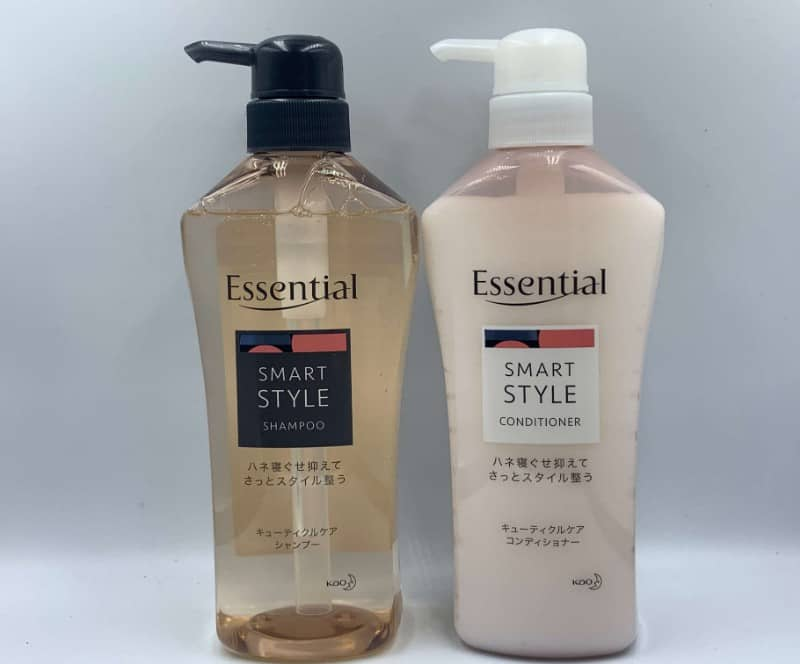 「Essential(エッセンシャル)」のシャンプーを美容師が実際に使ったレビュー記事【クチコミ有】
