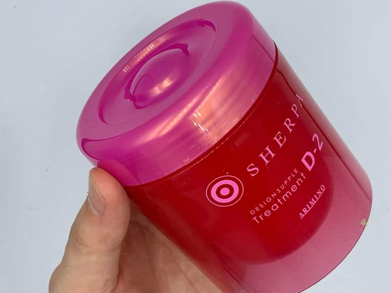 ARIMINOの「SHEPA(シェルパ)」シャンプーを美容師が実際に使ったレビュー記事