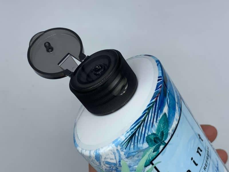 ARIMINOの「mint(ミント)」のシャンプーを美容師が実際に使ったレビュー記事