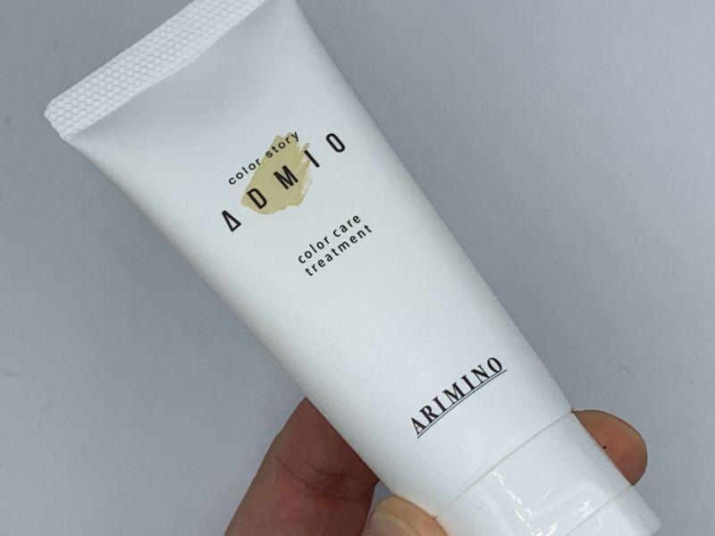 ARIMINOの「カラーストーリー アドミオ」のシャンプーを美容師が実際に使ったレビュー記事
