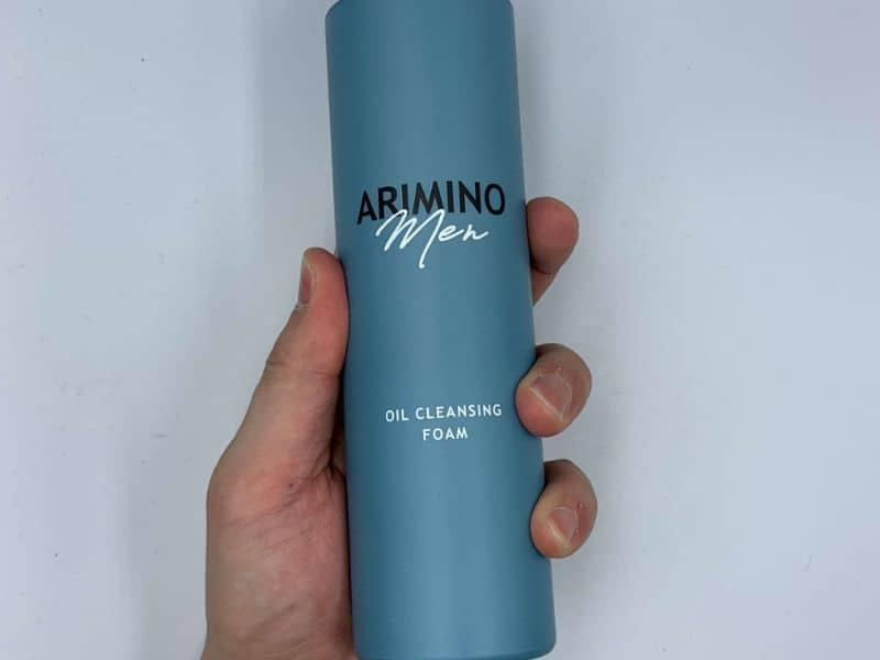 ARIMINOの「アリミノメン」のシャンプーを美容師が実際に使ったレビュー記事
