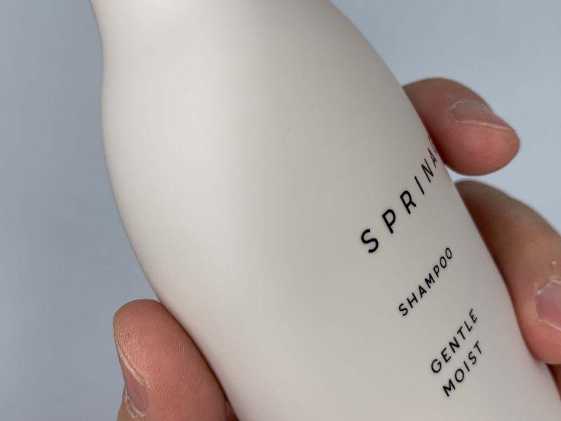 ARIMINOの「SPRINAGE(スプリナージュ)」のシャンプーを美容師が実際に使ったレビュー記事