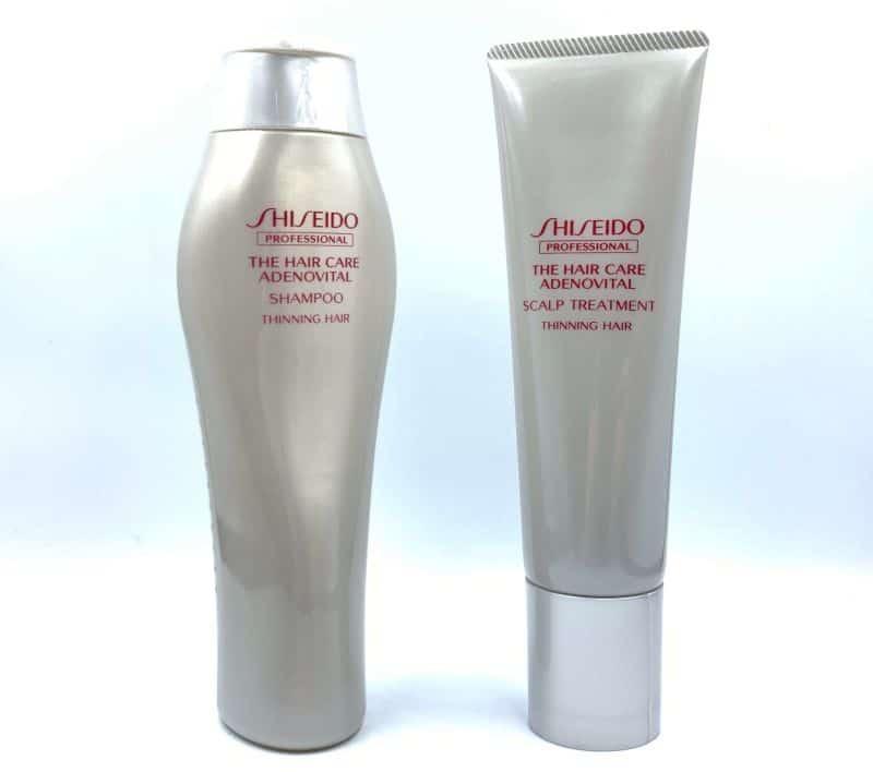SHISEIDO「アデノバイタル」のシャンプーを美容師が実際に使ったレビュー記事