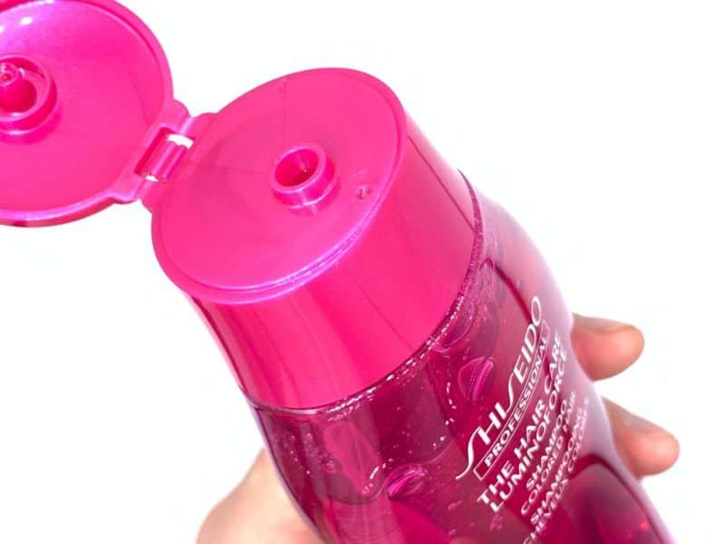 SHISEIDO「ルミノフォース」のシャンプーを美容師が実際に使ったレビュー記事