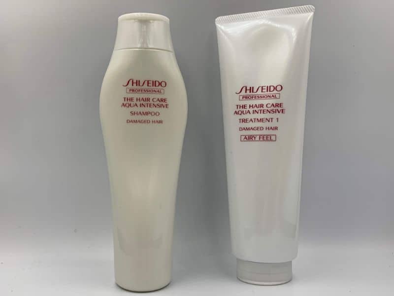 SHISEIDO「アクアインテンシブ」のシャンプーを美容師が実際に使ったレビュー記事