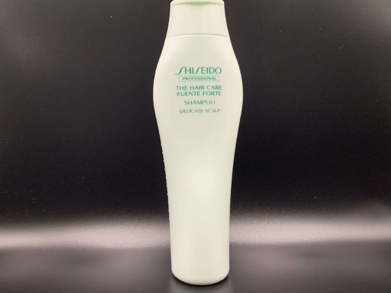 SHISEIDO「フェンテフォルテ」のシャンプーを美容師が実際に使ったレビュー記事