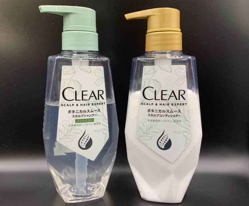 「CLEAR(クリア)」forWOMANのシャンプー&トリートメントを美容師が実際に使ったレビュー記事