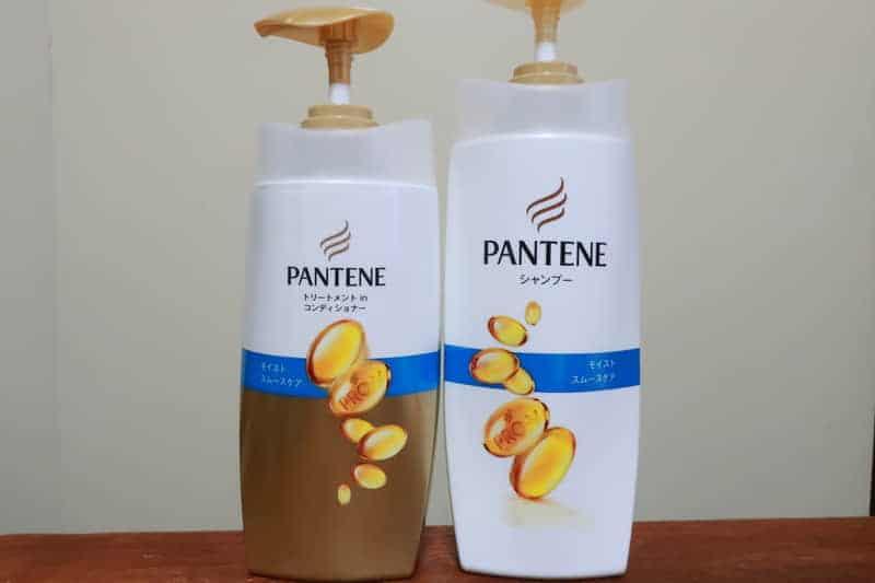 「PANTENE(パンテーン)」モイストスムースケアのシャンプー&コンディショナーを美容師が実際に使ったレビュー記事