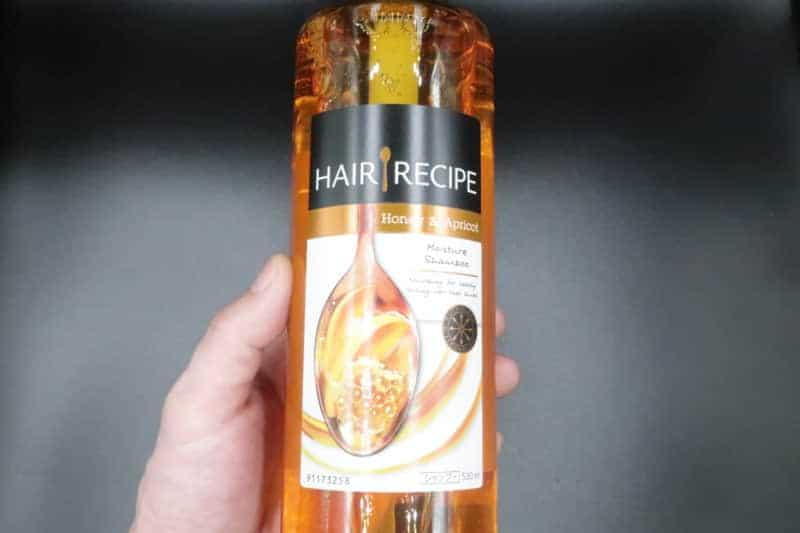 P&G「HAIR RECIPE(ヘアー レシピ)」のシャンプー&トリートメントを美容師が実際に使ったレビュー記事