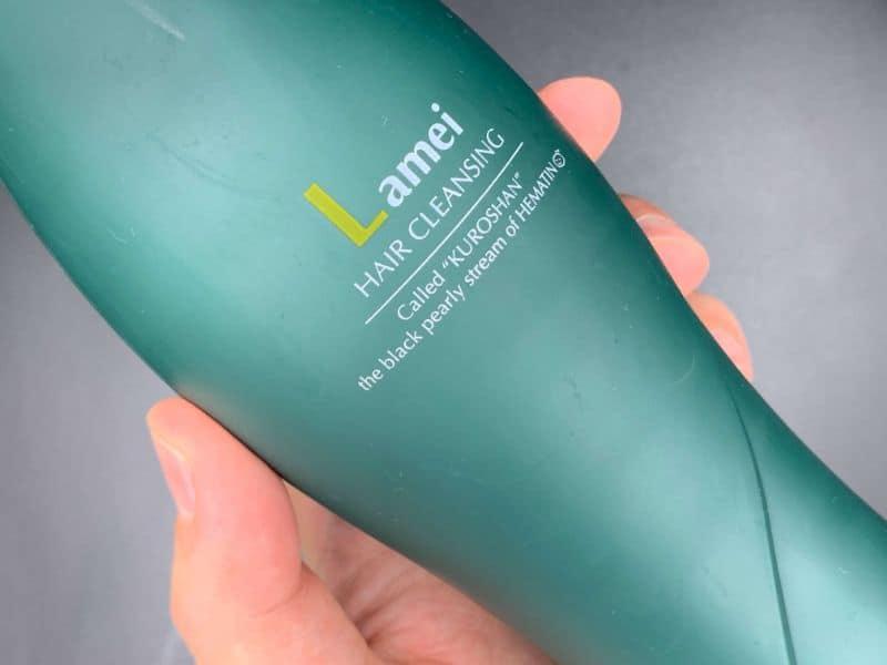 ハホニコ「プロ ラメイ ヘアクレンジング」シャンプーを美容師が実際に使ったレビュー記事