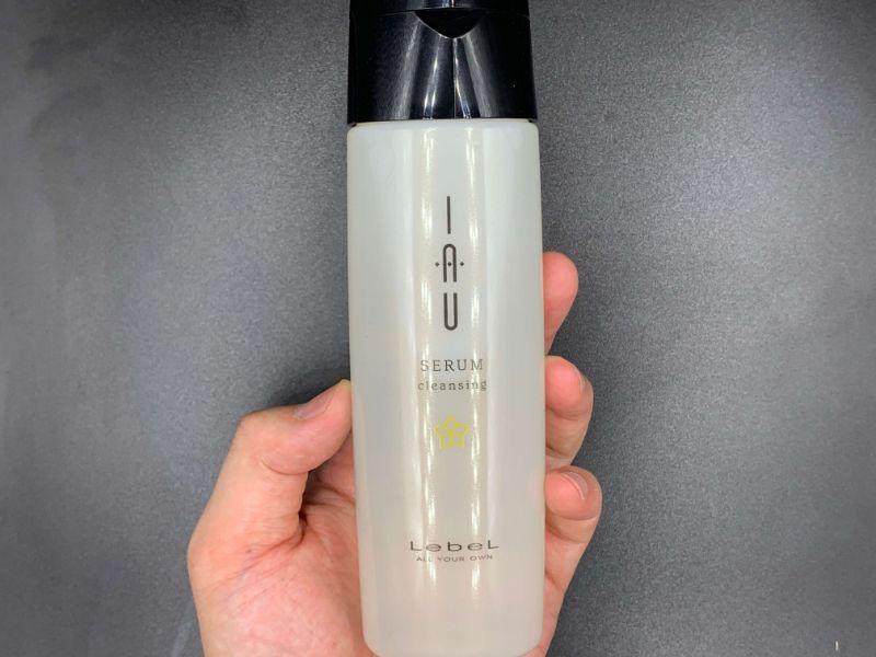ルベル「IAU SERAM(イオ セラム)」クレジングシャンプーを美容師が実際に使ったレビュー記事