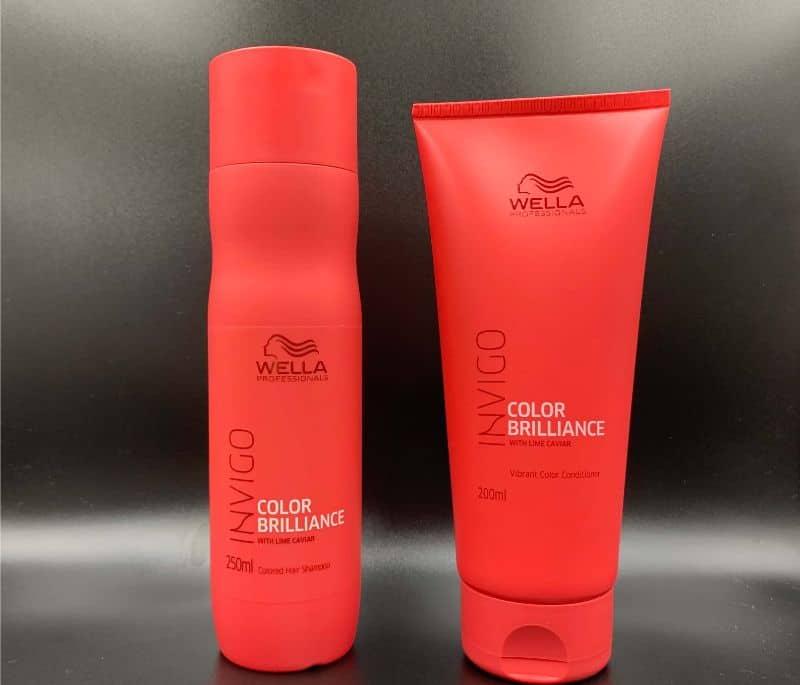 ウエラプロフェッショナル「ブリリアンス」シャンプーを美容師が実際に使ったレビュー記事