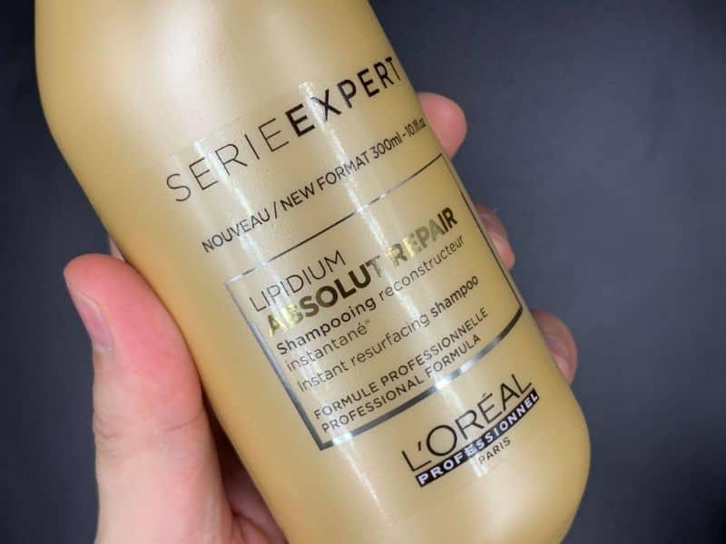 ロレアル「セリエエクスパート アブソルートリペア」のシャンプーを美容師が実際に使ったレビュー記事