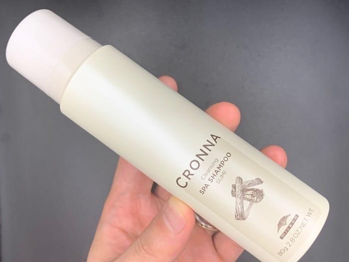 【炭酸シャンプー】「CRONNA(クロナ)」クレンジングスパシャンプースミを美容師が実際に使ったレビュー記事