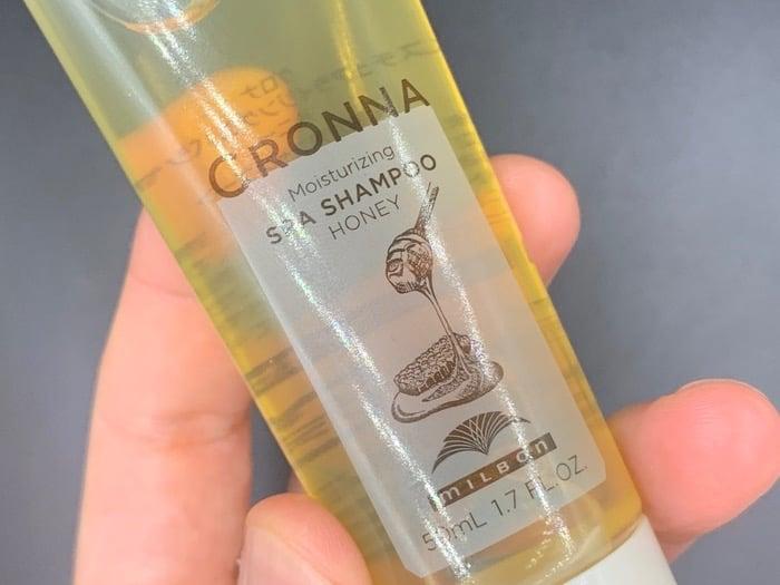 「CRONNA(クロナ)」モイスチュアライジングスパシャンプーを美容師が実際に使ったレビュー記事
