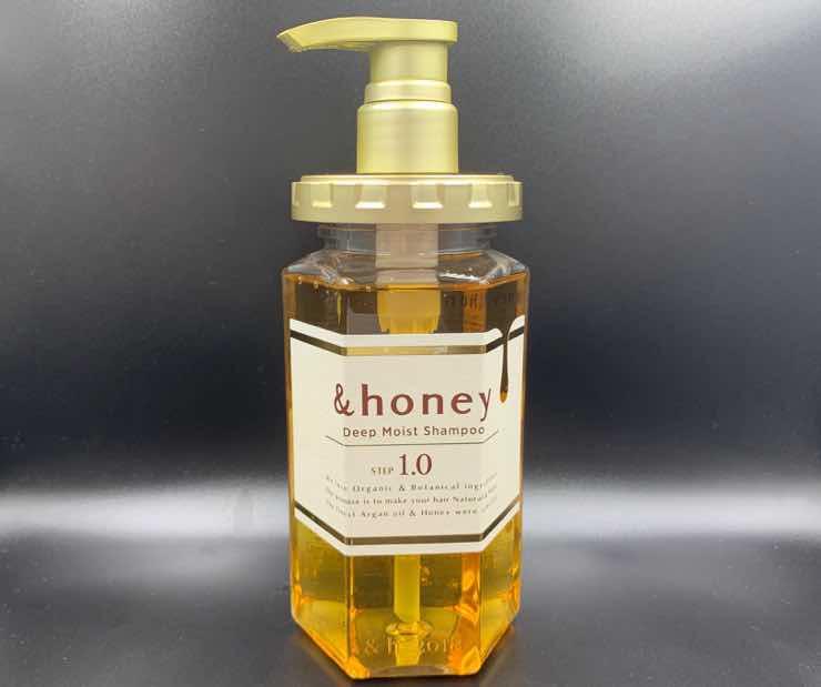 【実証】「&honey(アンドハニー)ディープモイスト シャンプー」を美容師が実際に使った評価レビュー