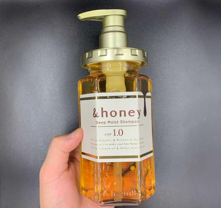 「&honey(アンドハニー)」ディープモイストシャンプーを美容師が実際に使ったレビュー記事