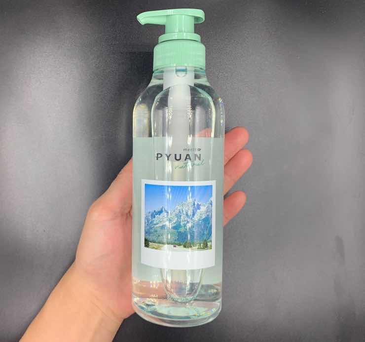 花王「メリット ピュアン ナチュラル」シャンプーを美容師が実際に使ったレビュー記事