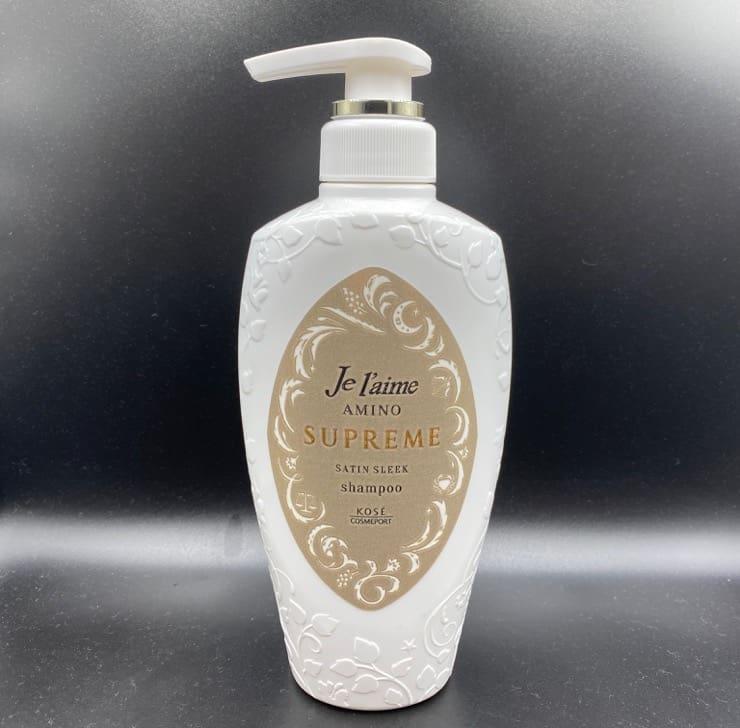 「ジュレーム アミノ シュープリーム」シャンプー(サテンスリーク )を美容師が実際に使ったレビュー記事