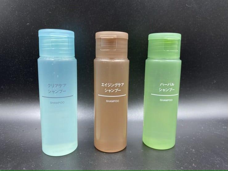 【MUJI 無印良品】「各種シャンプー」を美容師が実際に使ったレビュー記事