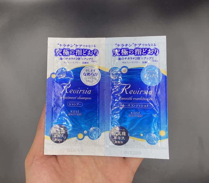 「Reuirsia(リヴァーシア)トリートメントシャンプーN」を美容師が実際に使ったレビュー記事【市販】
