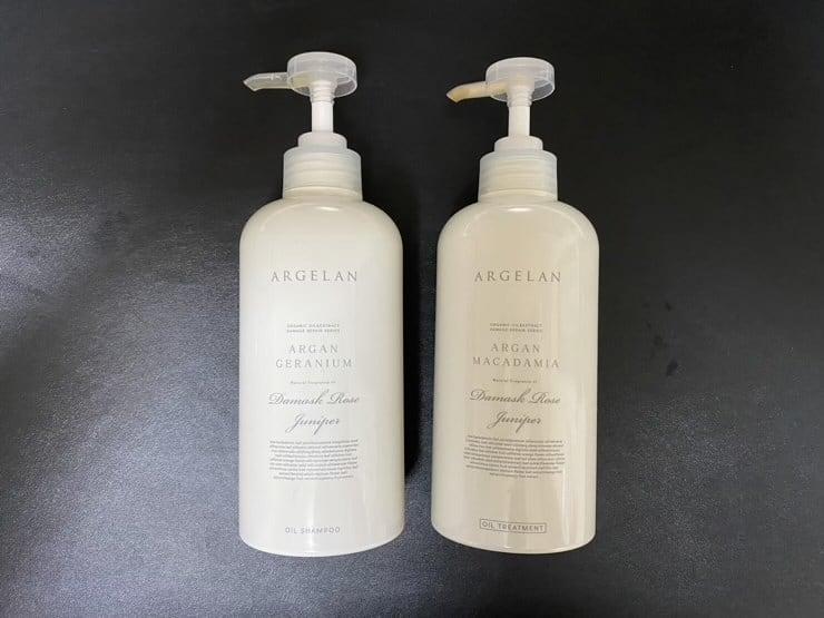 「ARGLAN(アルジェラン)ダメージリペアオイルシャンプー」を美容師が実際に使った評価レビュー【市販】